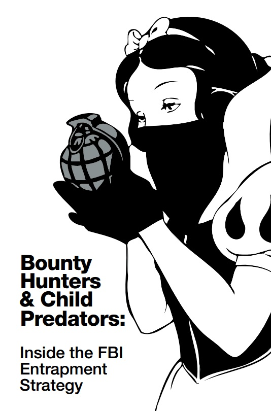 Bounty Hunters and Child Predators