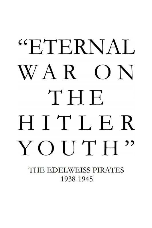 Eternal War on Hitler Youth