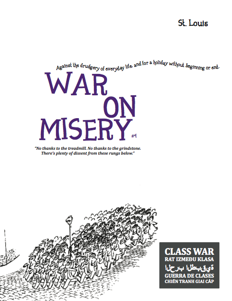 War on Misery #4