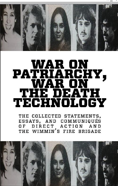 War On Patriarchy, War on the Death Technology