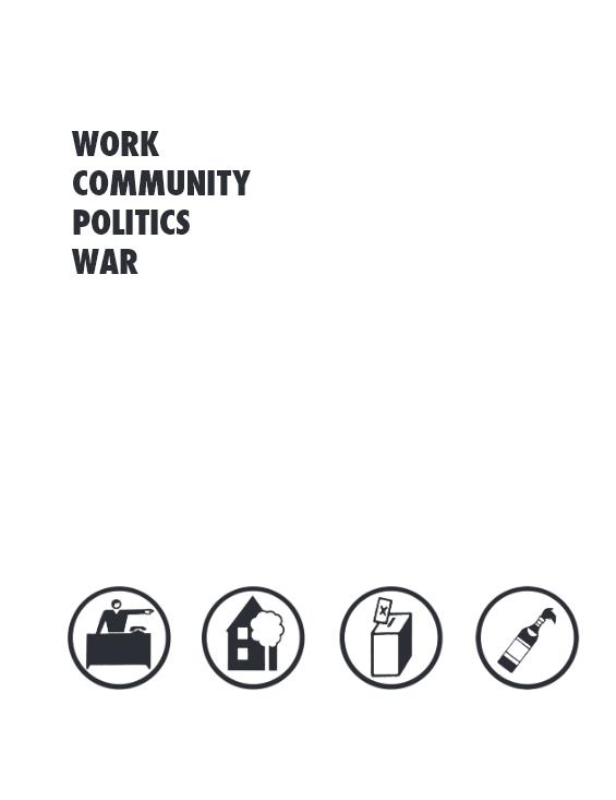 Work Community Politics War
